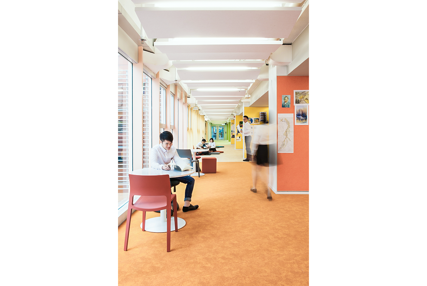 Learning Space, Yew Chung International School